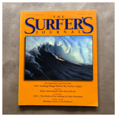 Garage Sale: The Surfer's Journal vol 4 no 1