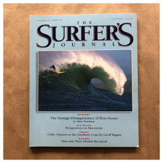 Garage Sale: The Surfer's Journal vol 4 no 2