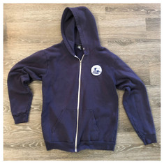 Garage Sale: size XL Rake hoodie w/patch
