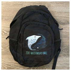 Garage Sale: 2010 Waterman's Ball backpack