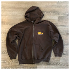 Garage Sale: Surfy Surfy zip hoodie size L
