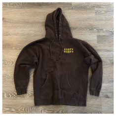 Garage Sale: size M Surfy Surfy pullover - brown