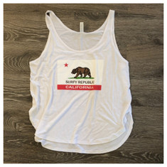 Garage Sale: Surfy Republic tank - girls L