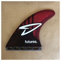 Garage Sale: Roberts center Futures fin
