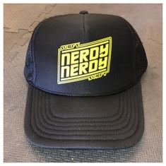 Nerdy Nerdy trucker hat
