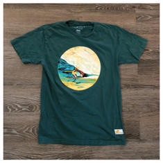 Garage Sale: Andy Davis Billabong tee size M