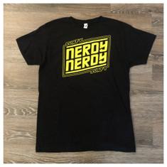 Nerdy Nerdy tee