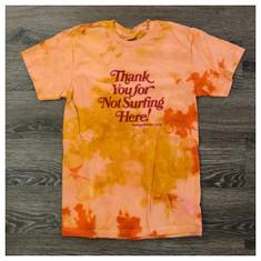 Thank You Tie Dye size Small