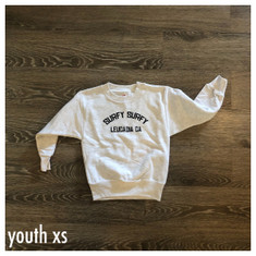 Youth Sweatshirt size YXS