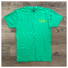 Garage Sale: size Small  Wegener tee *envy green*