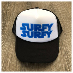 Surfy Wars trucker hat *blue/white*