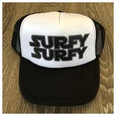 Surfy Wars trucker hat *B&W*