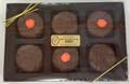 Milk Choc Oreo Cookies Fall 6 pc Box