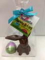 Chocolate Bunny & Egg 3.25 oz