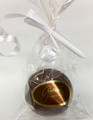 Milk Chocolate Golf Ball w/ Tee