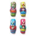 Easter Snack Packs - Foil Milk Chocolate Rabbits 3 oz
