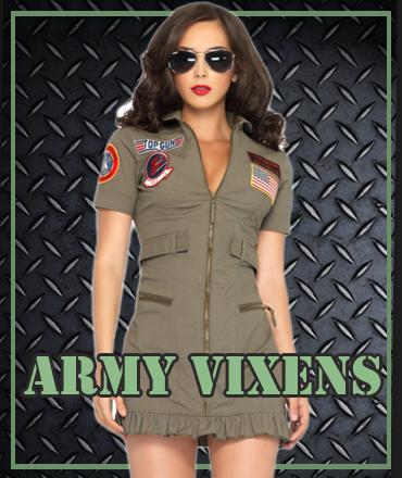 sexy army vixens