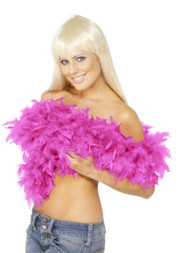 Sassy Burlesque Feather Boas in Different Colors