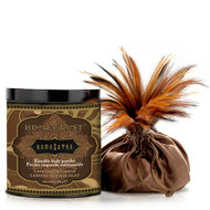 Chocolate Caress Kama Sutra Edible Lickable Honey Dust Body Powder
