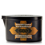 Mediterranean Almond Massage Oil Candle