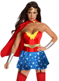 Deluxe Wonder Woman Superhero Costume