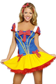 Gorgeous Snow White Costume
