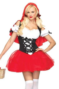 Storybook Maiden Red Riding Hood Tutu costume
