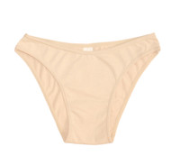 Beige Skintone Basic Ultra Comfy Everyday Cotton Panty