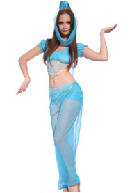 Sexy Magic Carpet Genie