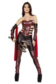Deluxe Sexy Gladiator Warrior Costume