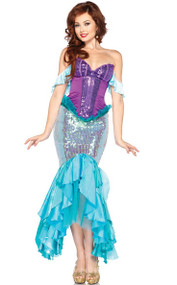Deluxe Mermaid Princess Costume