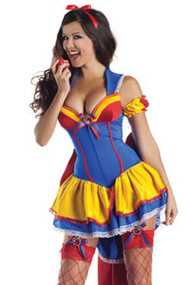 Fantasy Snow White Fairytale Costume