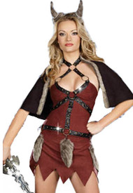 Deluxe Sexy Viking Costume