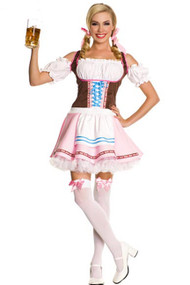 Heidi Oktoberfest Beer Maiden Costume