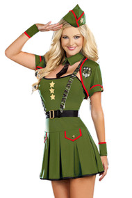 Srgt. Hottie Army Babe Costume