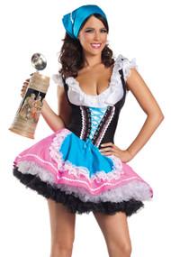 Oktoberfest Babe Drindl Costume