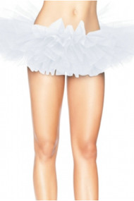 White Organza Tutu Skirt