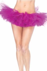 Pink Organza Tutu Skirt