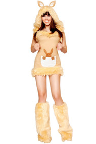 Kangaroo Babe Furry Animal Costume
