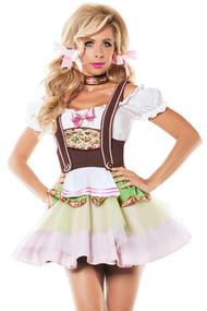 Bernadette Beer Maiden Costume