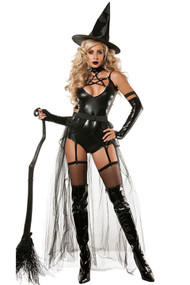 Sabrina Glam Witch Costume