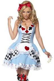 Sweetheart Alice in Wonderland Costume