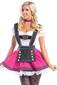 Allie Beer Maid Costume