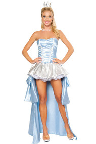 Cindy Train Gown Costume