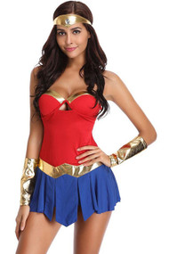 Wonder woman hottie Costume