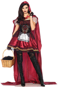 Glam Red Riding Hood Costume