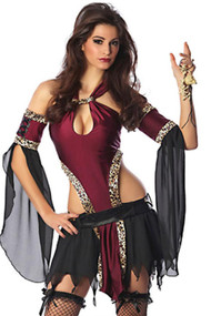 Voodoo Vixen Princess Costume