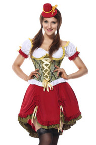 Margot Deluxe Beer Maid Costume