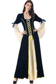 Renaissance Medieval Princess Costume Plus XL