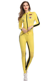 Kill Bill Jumpsuit Costume